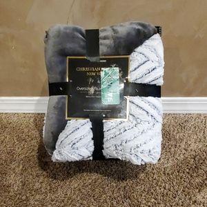Christian Siriano blanket